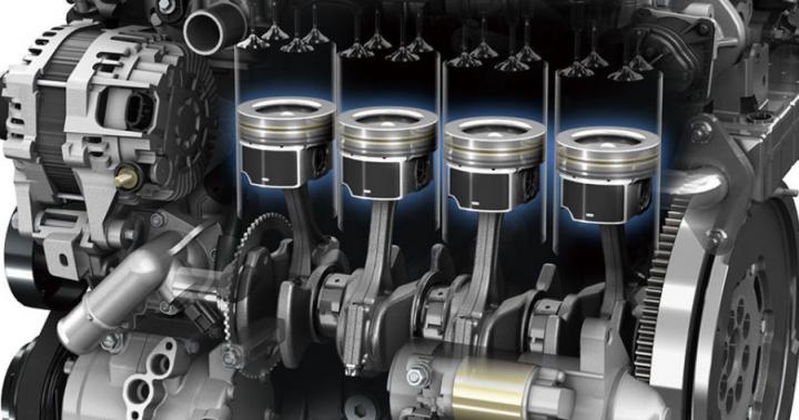 İçten Yanmalı Motor Nedir?